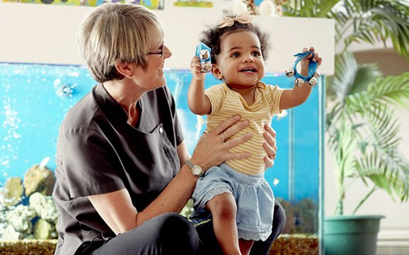 The UK's Leading childcare nursery provider