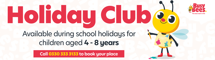 Holiday Club at Busy Bees