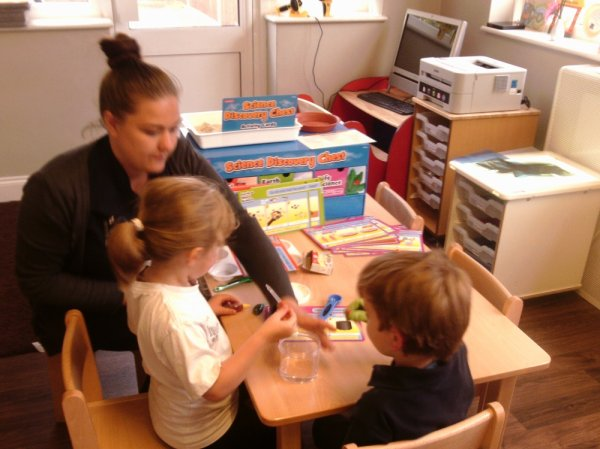 St Albans Nursery and Montessori Pre-school gallery photo 10