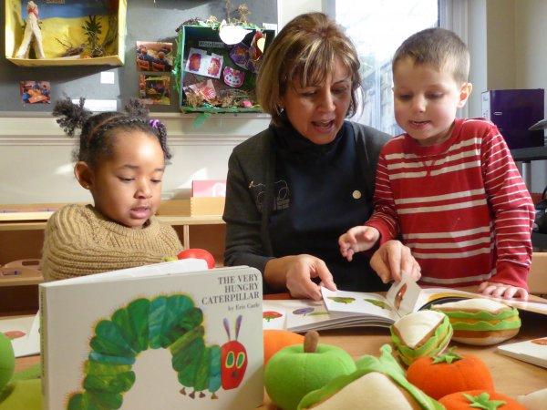 St Albans Nursery and Montessori Pre-school gallery photo 2