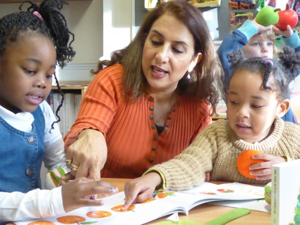 St Albans Nursery and Montessori Pre-school gallery photo 3