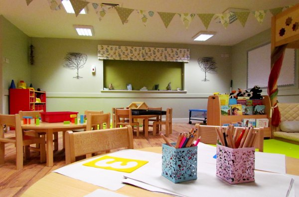 The Hampton Day Nursery gallery photo 9