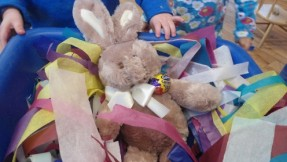 At Thames Ditton we have been having lots of fun for easter