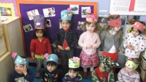 The children really enjoyed our Easter Fun Week,