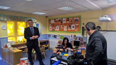 Good Morning Britain visits our nursery