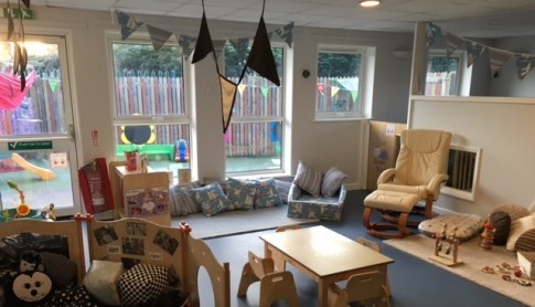 Come and see our new look nursery