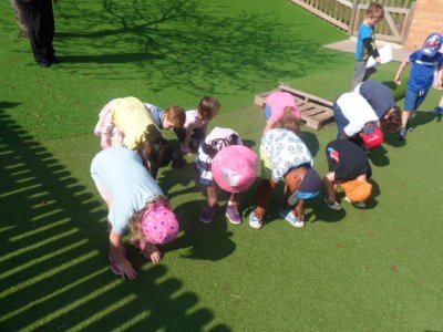 Busy Bees Olympic Games