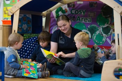 Are you looking for a career in Childcare?