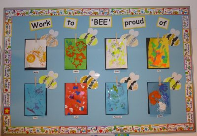 Work to Bee proud of