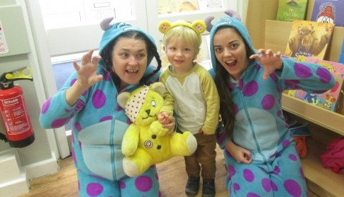 Celebrating Children In Need