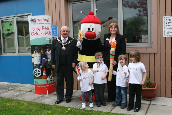The Lord Mayors Visit Photo-1