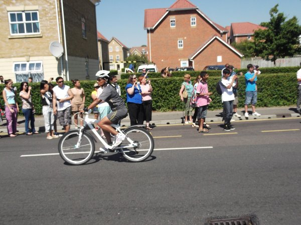 Olympic Torch Relay Photo-6