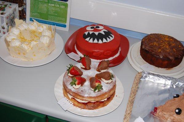 Shake N Bake Cakes