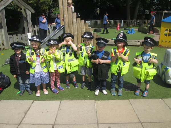 Child Safety Week- Emergency Services Visit  Photo-2