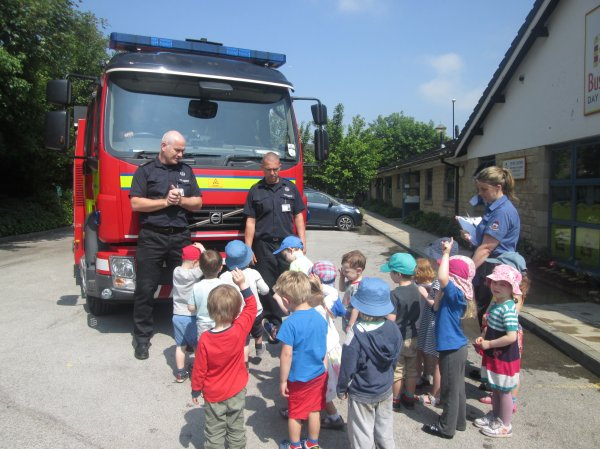 Child Safety Week- Emergency Services Visit  Photo-6
