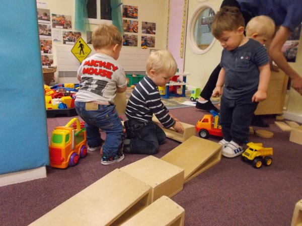 Budding little builders Photo-2