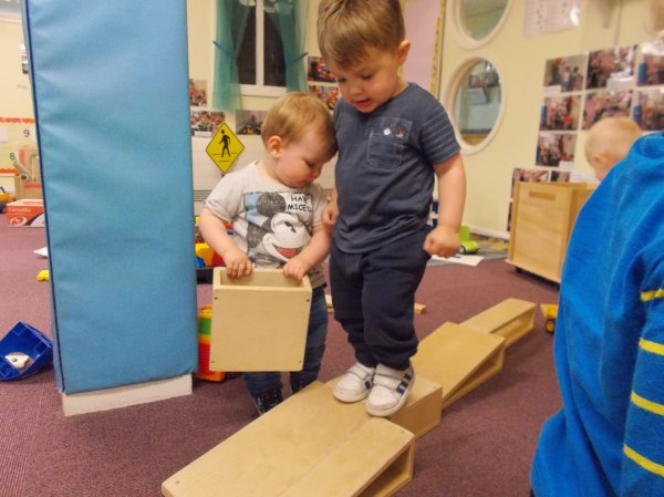 Budding little builders Photo-4