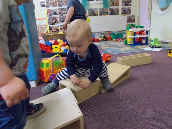 Budding little builders Photo-5