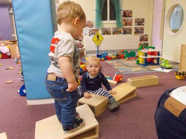 Budding little builders Photo-6