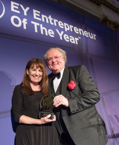 Celebrating EY Entrepreneur(s) Of The Year Photo-1