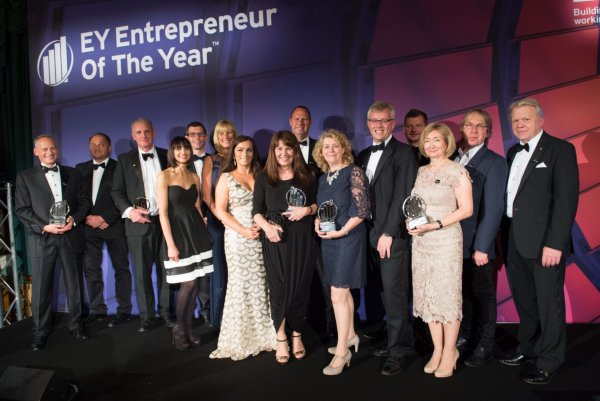 Celebrating EY Entrepreneur(s) Of The Year Photo-2