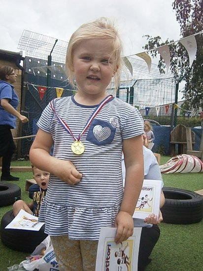 Pre-school sports day Photo-4
