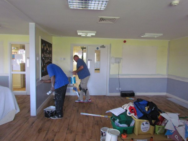 Officially under refurbishment! Photo-3