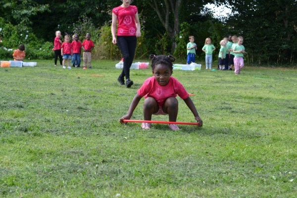Sports Day Fun! Photo-1