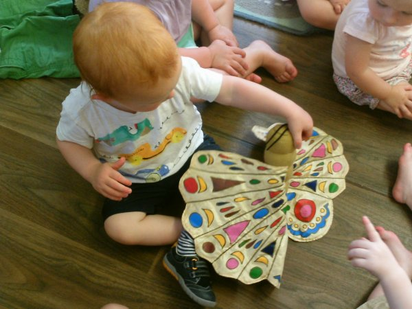 The Very Hungry Caterpillar at Baby Bees Room Photo-4