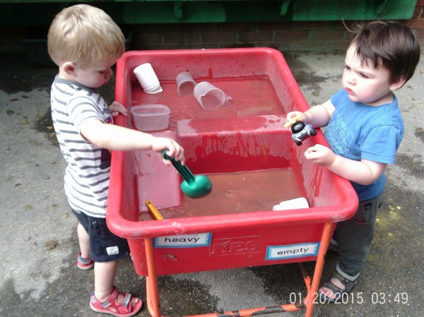 Toddlers Garden Fun  Photo-6