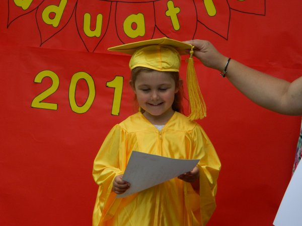 Our Busy Bees Graduate  Photo-3