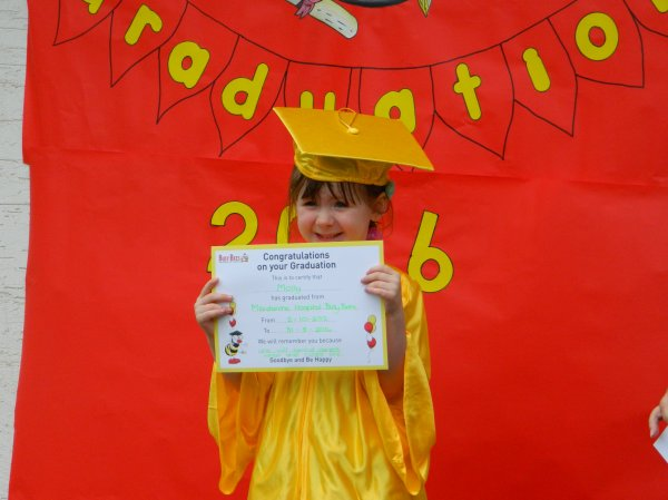 Our Busy Bees Graduate  Photo-4
