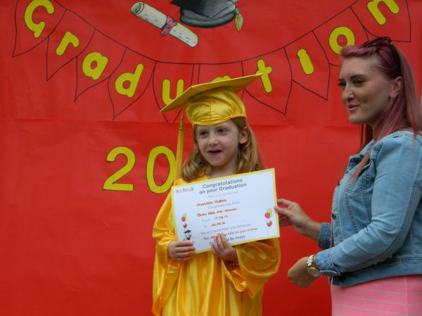 Our Busy Bees Graduate  Photo-5