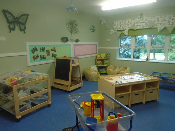 Toddler Room refurbishment Photo-1