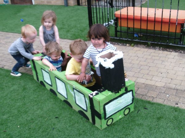 The toddler train! Photo-3