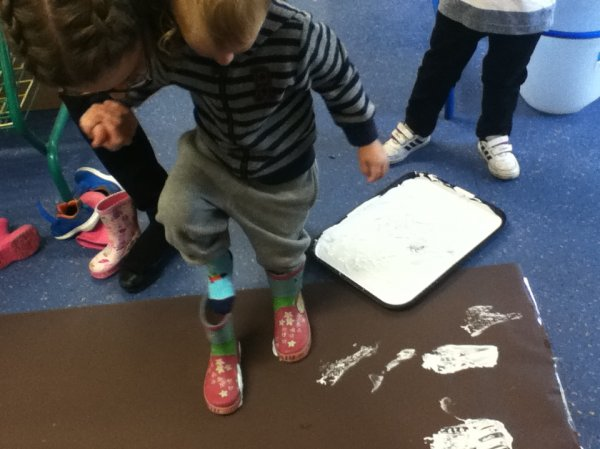 Enrolment Week - Wild welly Wednesday Photo-2