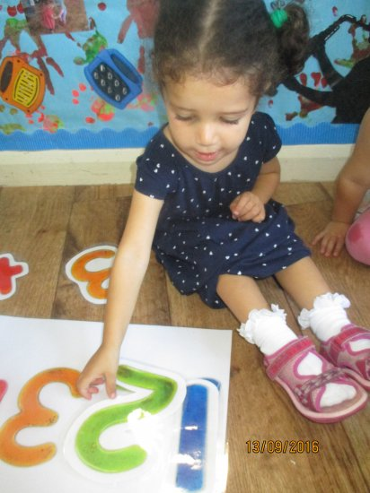 Learning our Numbers and Colours Photo-1
