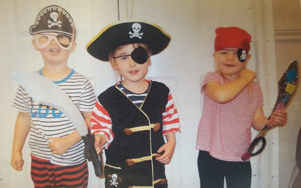 Our Pirate Fun! Photo-1