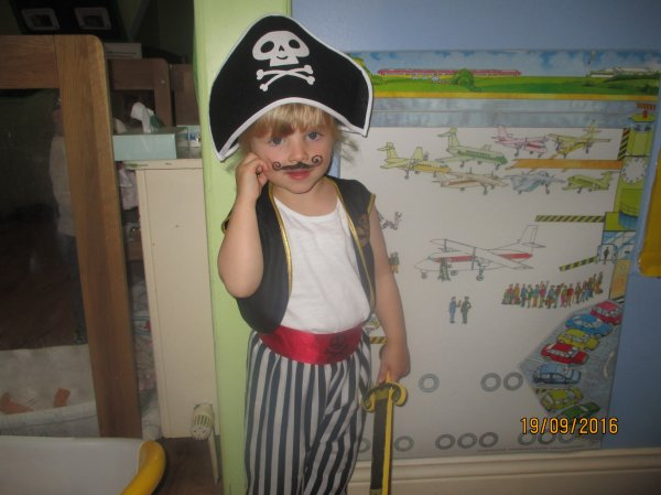 National Talk like a Pirate day Photo-1