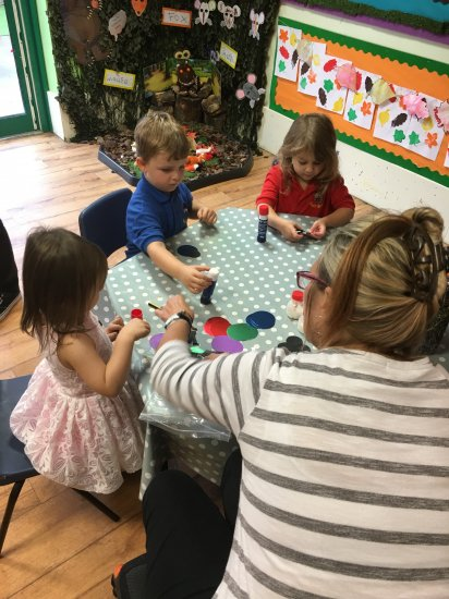 A New Pre School Helper Photo-2