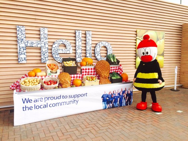 Tesco community Harvest festival Photo-1