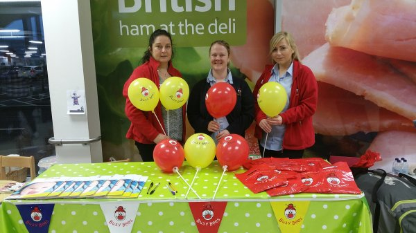 Tesco community Harvest festival Photo-2