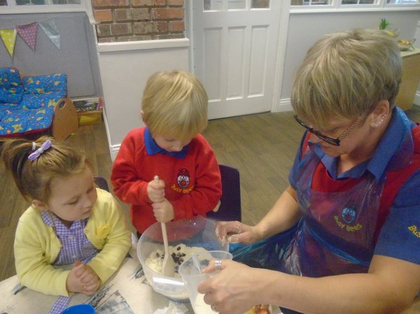 Pre-School Cookery Club  Photo-4