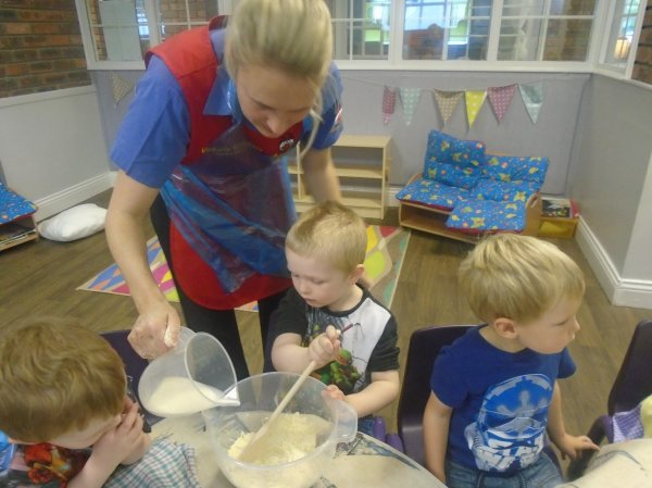 Pre-School Cookery Club  Photo-5
