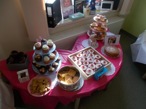 Busy Bees Great British Bake Sale Photo-1