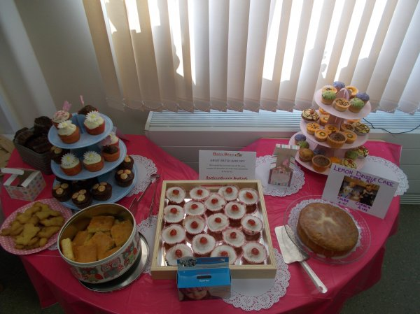Busy Bees Great British Bake Sale Photo-2