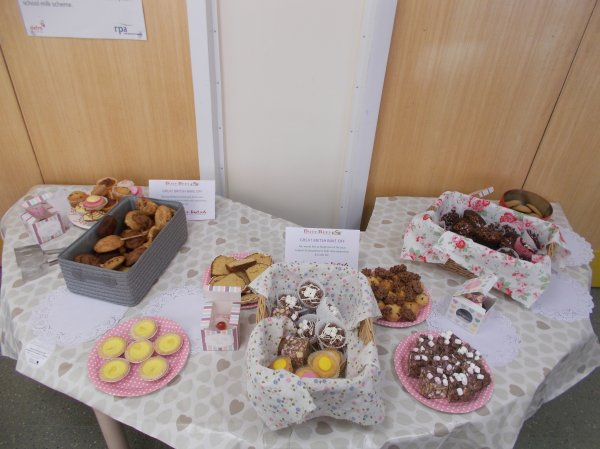 Busy Bees Great British Bake Sale Photo-6
