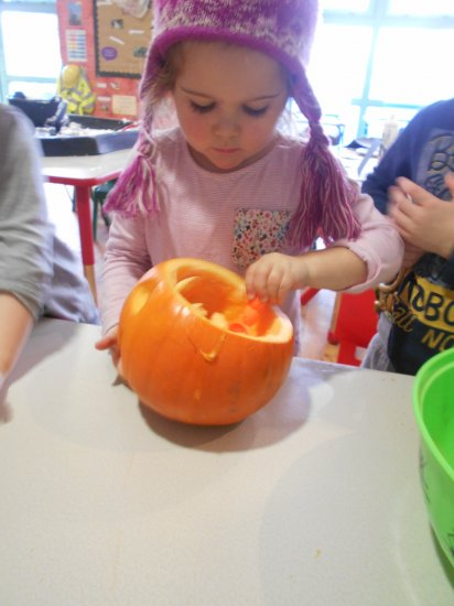 Preparing for Halloween Celebrations Photo-2
