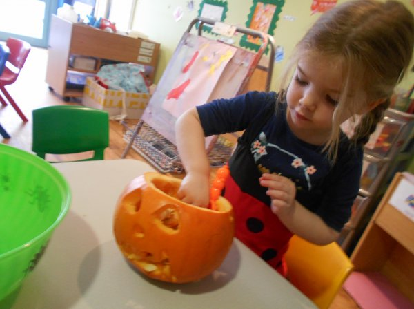 Preparing for Halloween Celebrations Photo-4