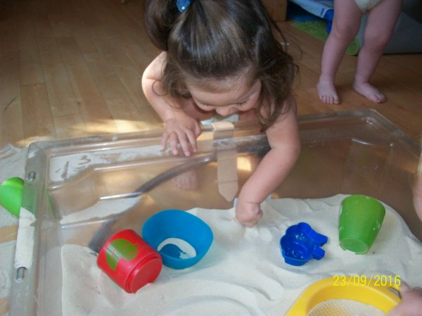 Messy play day Photo-2